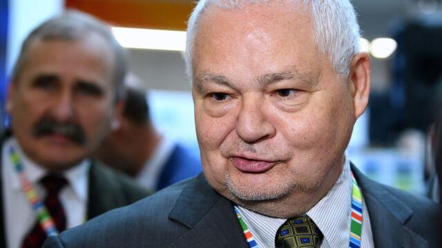 Szef Narodowego Banku Polskiego chwali Marka Chrzanowskiego