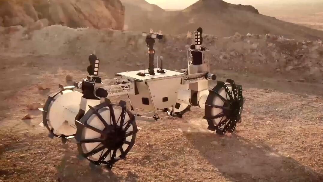 Oto nowy łazik od NASA. Co potrafi?