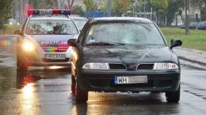 Wola: samochód potrącił pieszego
