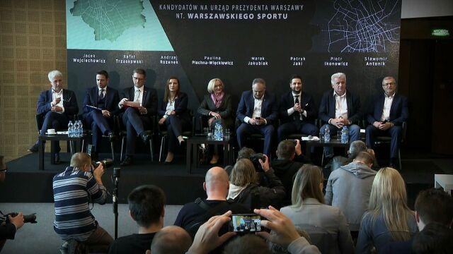 Sportowy pojedynek kandydatów. Od zrujnowanej Skry do potężnej Barcelony