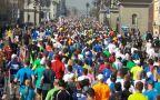 Start IX. Półmaratonu Warszawskiego