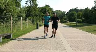 Bieganie z Grzegorzem Kucieńskim