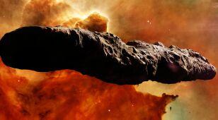 Kometa z innej galaktyki przeleci blisko Ziemi