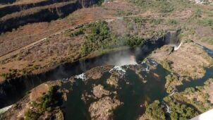 Wysycha jeden z cudów świata. Najniższy poziom wody od 25 lat