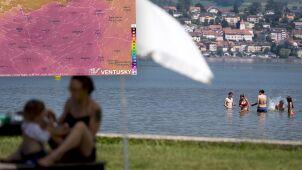 Afrykańskie upały w Polsce. Później chwila odpoczynku