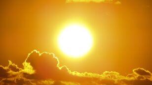 Pełnia słońca i 32 stopnie