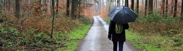 Deszczowo w całym kraju, ale ciepło