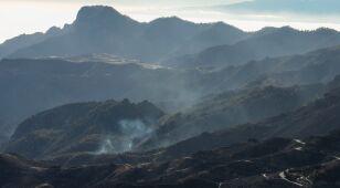 Opanowano ogień na Gran Canarii. Ten pożar to