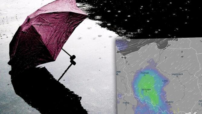 Najbliższe dni chłodne i wietrzne. Miejscami przydadzą się parasole