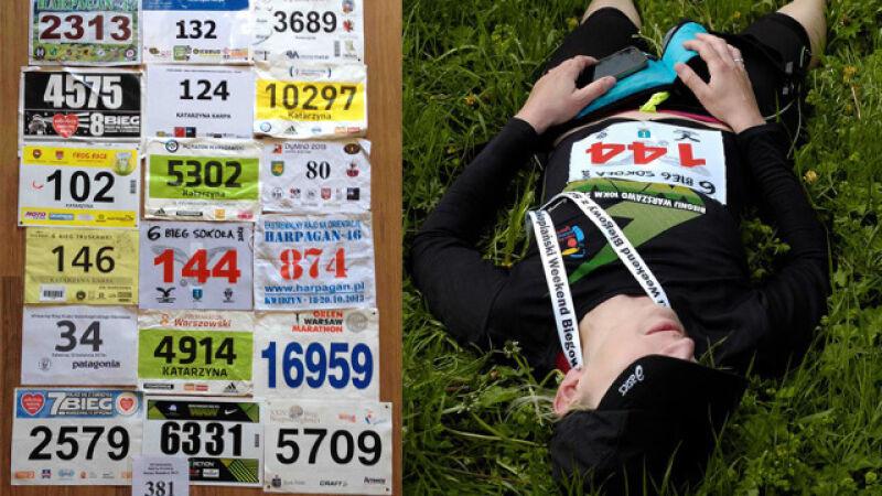 Gdy zaczniesz biegać na zawodach, ciężko Ci będzie przestać. Dzięki temu łatwiej wytrwać w treningach