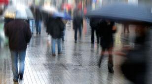Prognoza pogody na jutro: noc i dzień z deszczem i silnym wiatrem