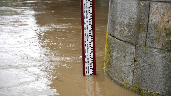Południe kraju z alarmami hydrologicznymi