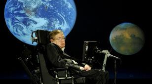 Stephen Hawking przyjął zaproszenie do lotu w Kosmos